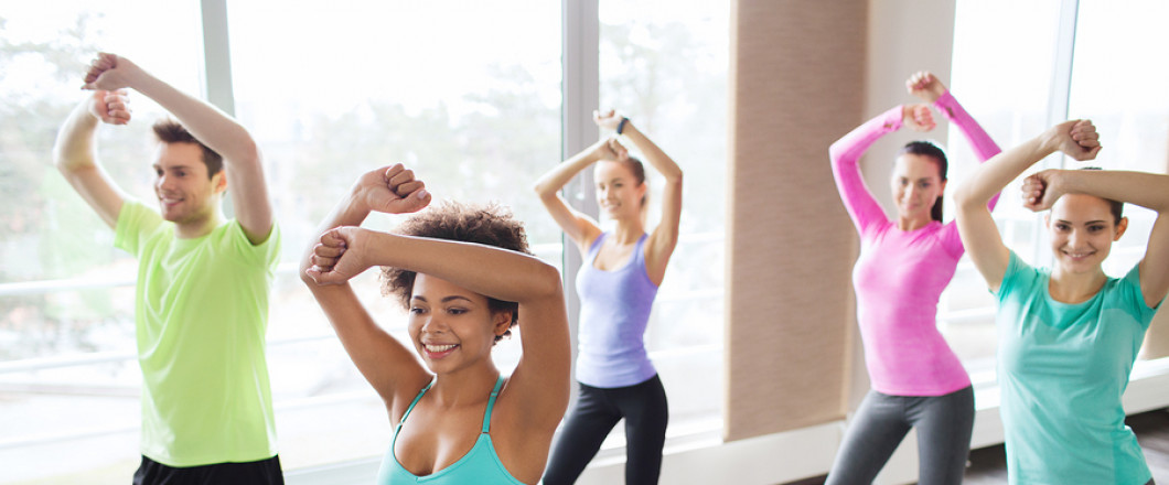 Looking for a Fitness Class that's Fun and Challenging?